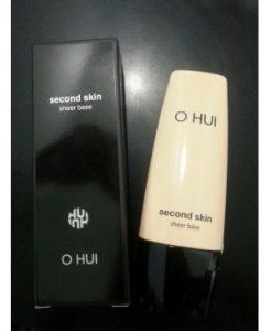 Kem lót chứa phân tử ngọc trai Ohui Second Skin Sheer Base