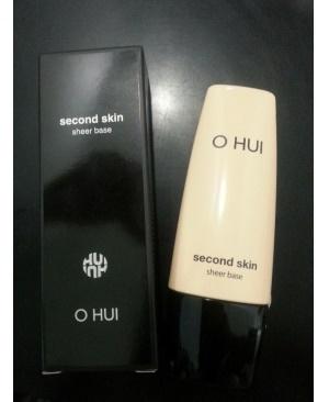 Ohui Second Skin Sheer Base
