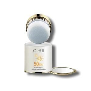Phấn chống nắng Ohui Perfect Sun Powder SPF50 trắng mịn