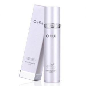 Tinh chất dưỡng trắng chống lão hóa Ohui extreme white serum