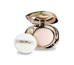 Kem chống nắng Su:m37 dạng nén bảo vệ da khỏi tia cực tím Sun Away Baked Essence Sun SPF50/PA+++