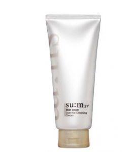 Kem tẩy trang Su:m37 cung cấp ẩm Skin Saver Essential Cleansing Cream